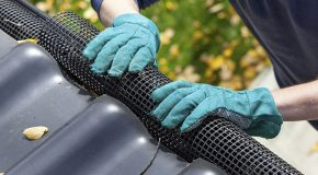 Say Goodbye to Gutter Maintenance