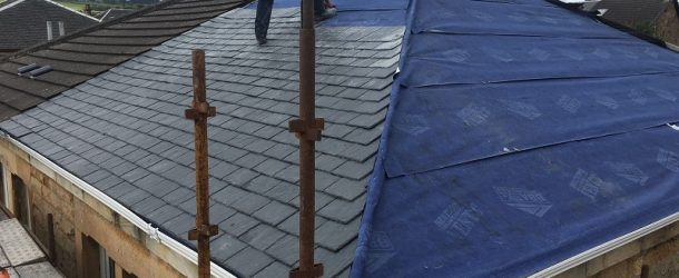 Signs that You Need to Replace Your Slate Roof