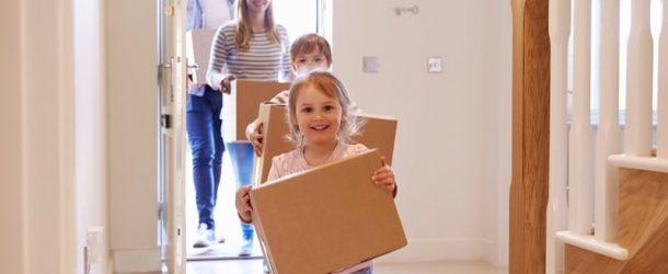 Prepare to Move to Your New Home