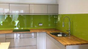 Get Great Coloured Splashbacks