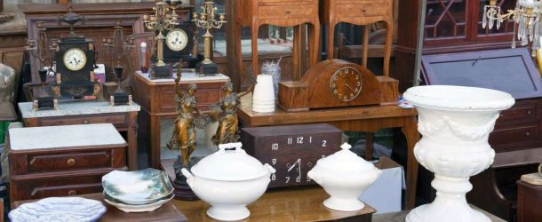 Tips for Buying Antique Items